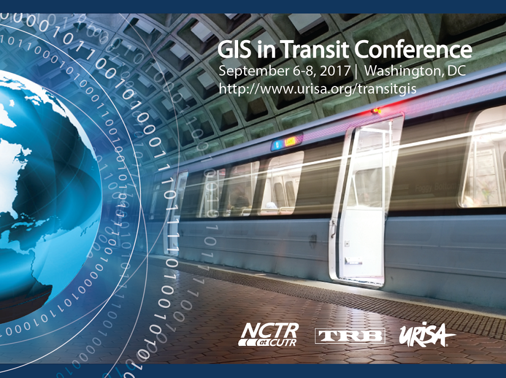 GIS in Transit Conf banner