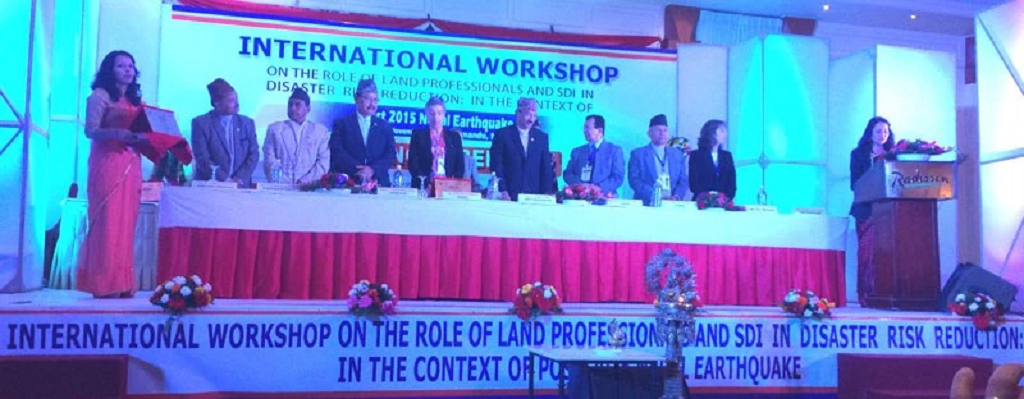Nepal SDI Workshop